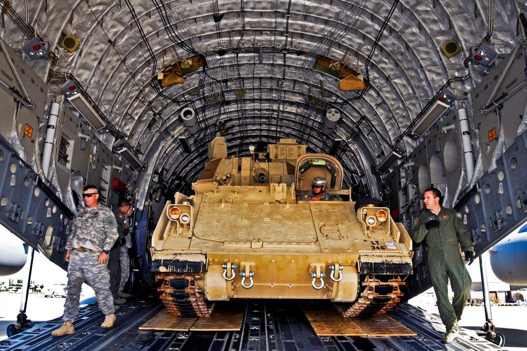 BRADLEY FIGHTING VEHICLE (bfv) apc tank tanks transport weapon military (23) wallpaper