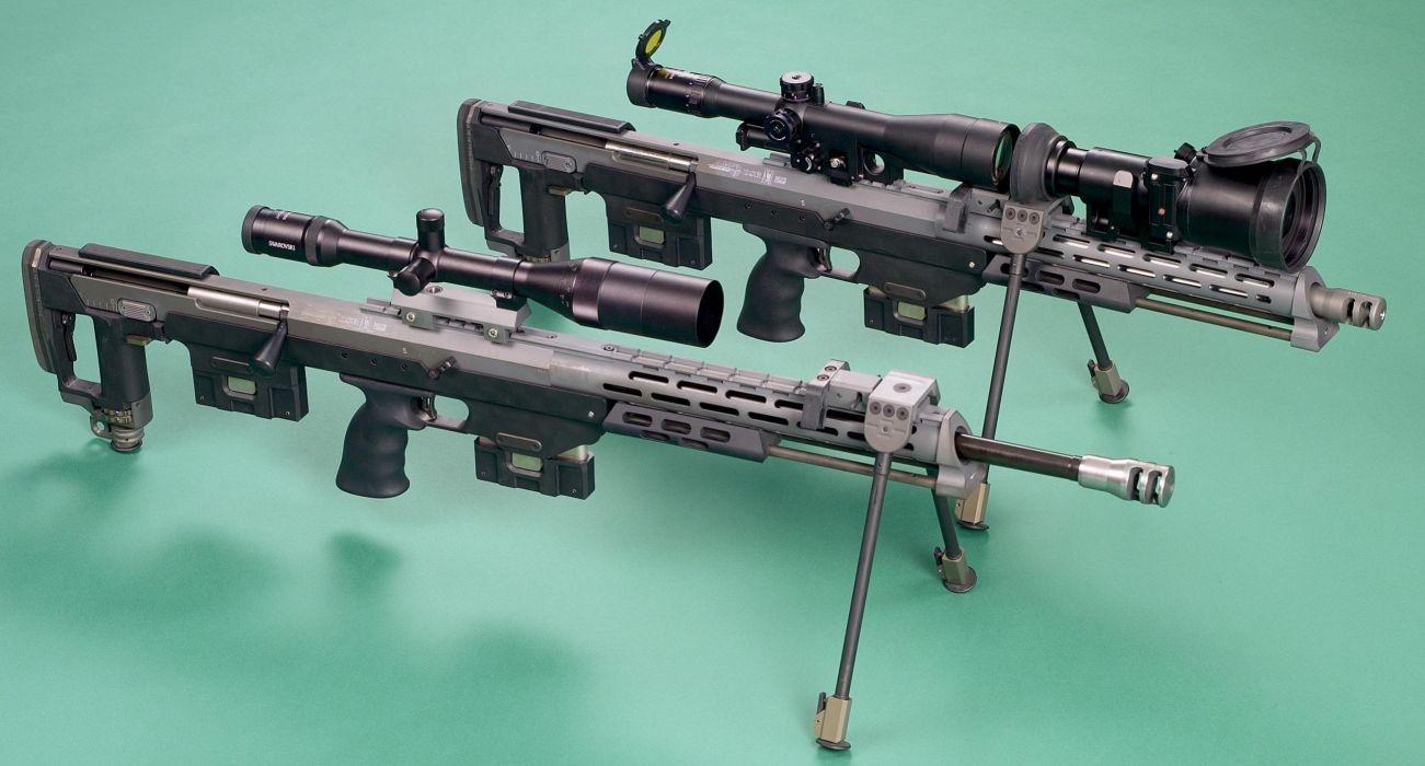DSR Precision DSR-50 sniper rifle weapon gun military police (7) wallpaper