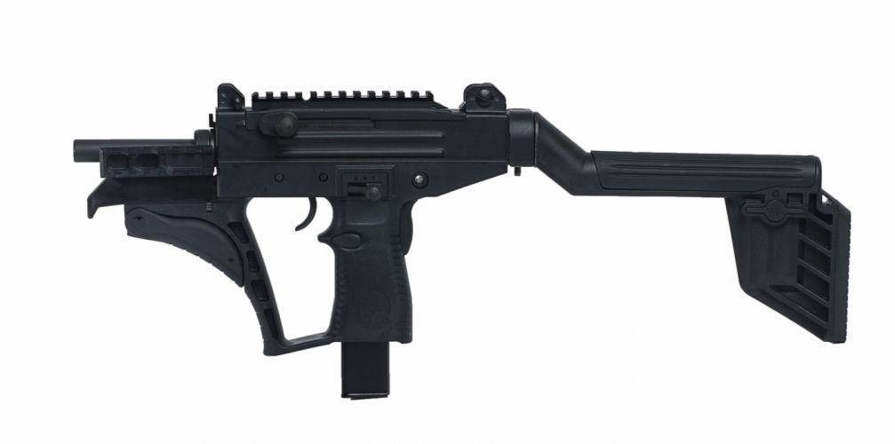 UZI machine gun weapon military police assault pistol (1) wallpaper