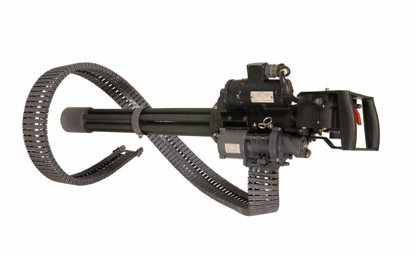 MINIGUN machine gun weapon military (26) wallpaper