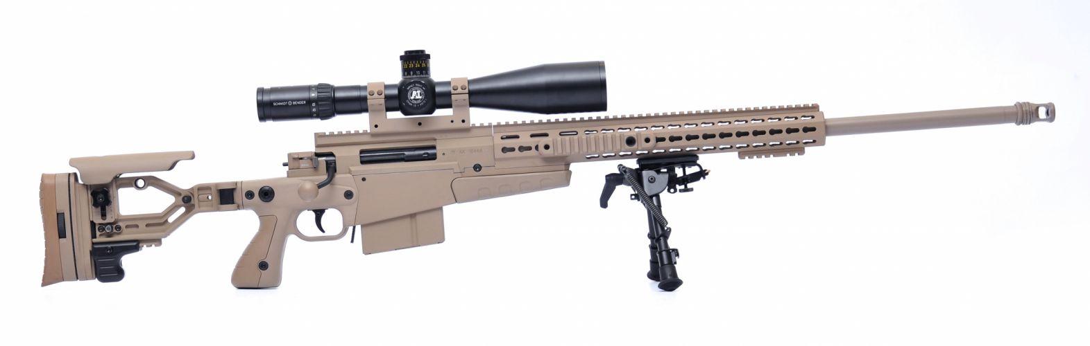 ACCURACY INTERNATIONAL sniper rifle weapon gun police military (7) wallpaper