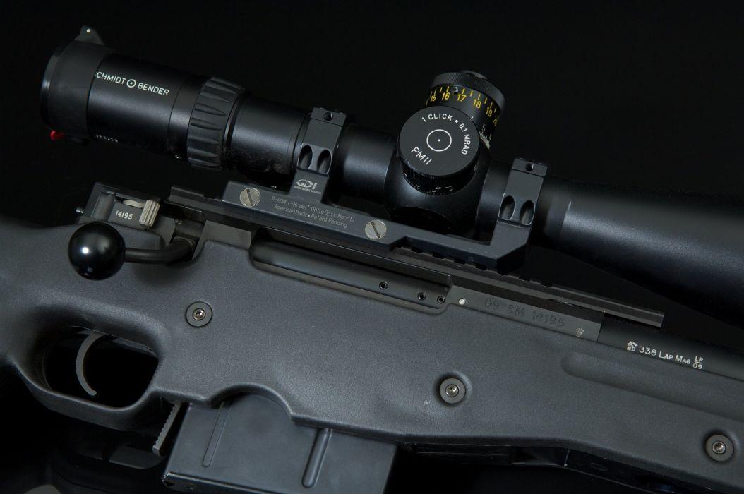 ACCURACY INTERNATIONAL sniper rifle weapon gun police military (6) wallpaper