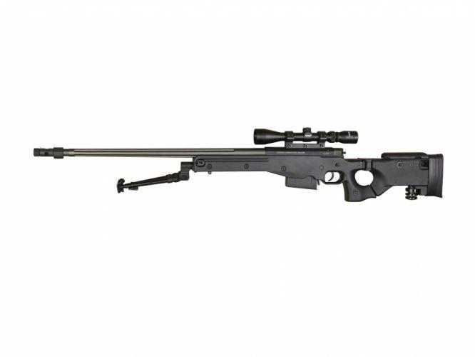 ACCURACY INTERNATIONAL sniper rifle weapon gun police military (16) wallpaper