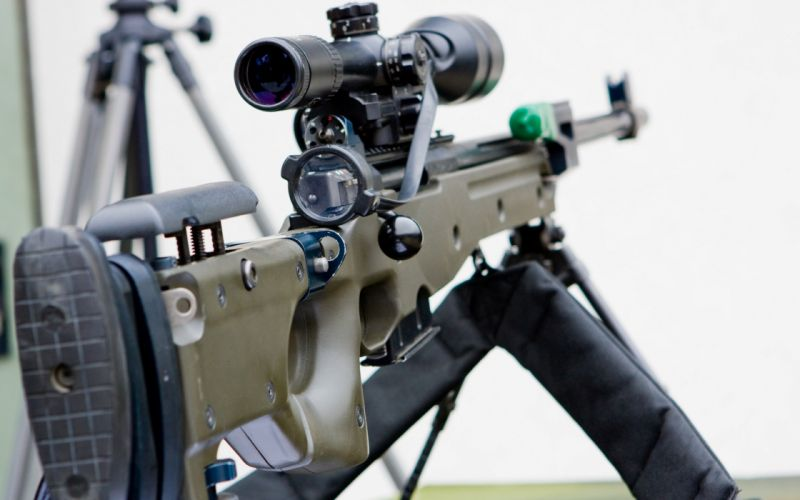 ACCURACY INTERNATIONAL sniper rifle weapon gun police military (17) wallpaper