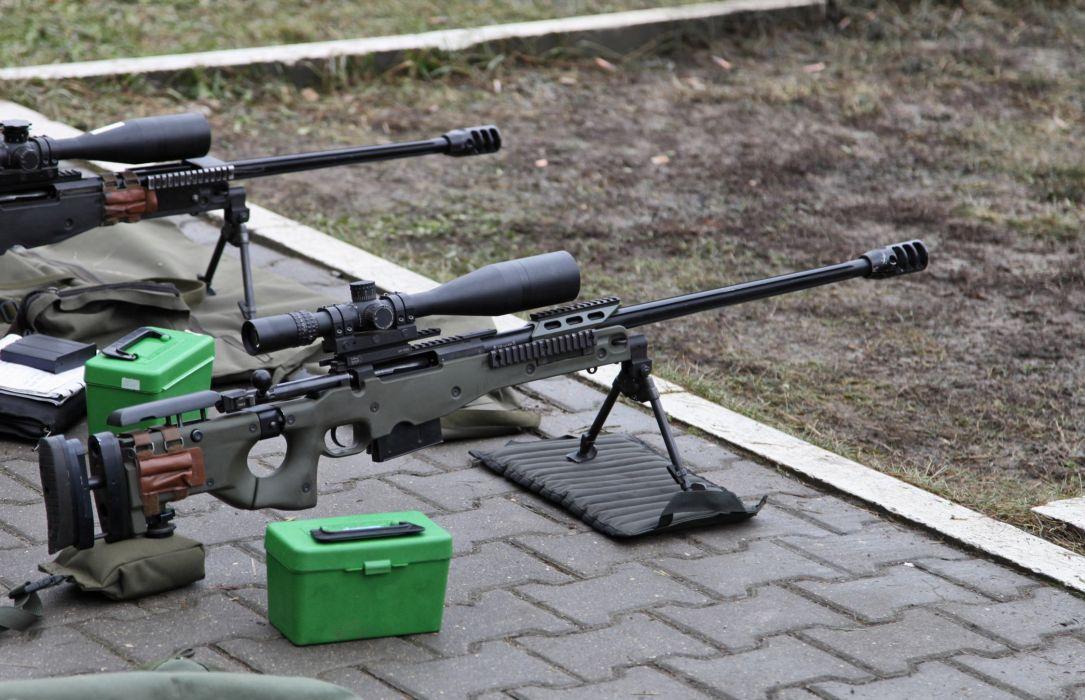 ACCURACY INTERNATIONAL sniper rifle weapon gun police military (21) wallpaper