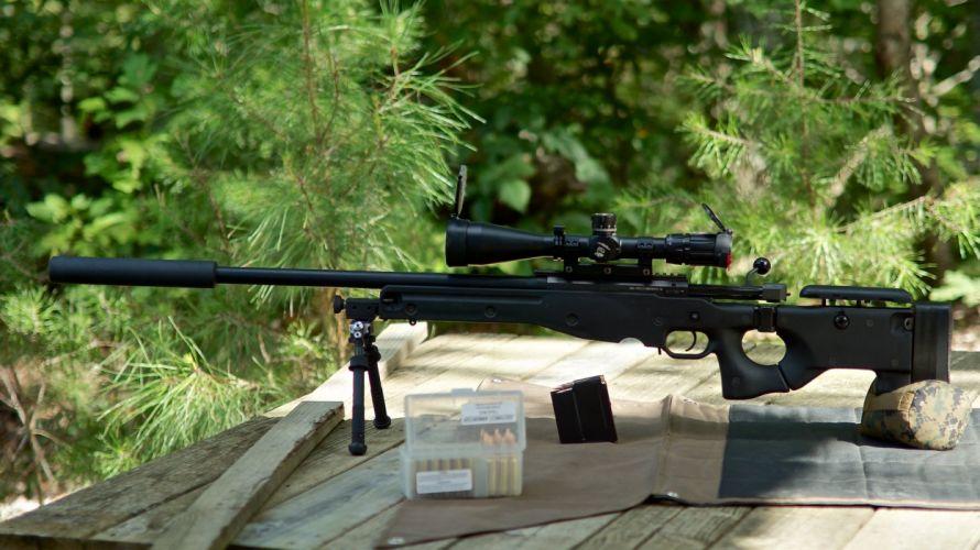 ACCURACY INTERNATIONAL sniper rifle weapon gun police military (29) wallpaper