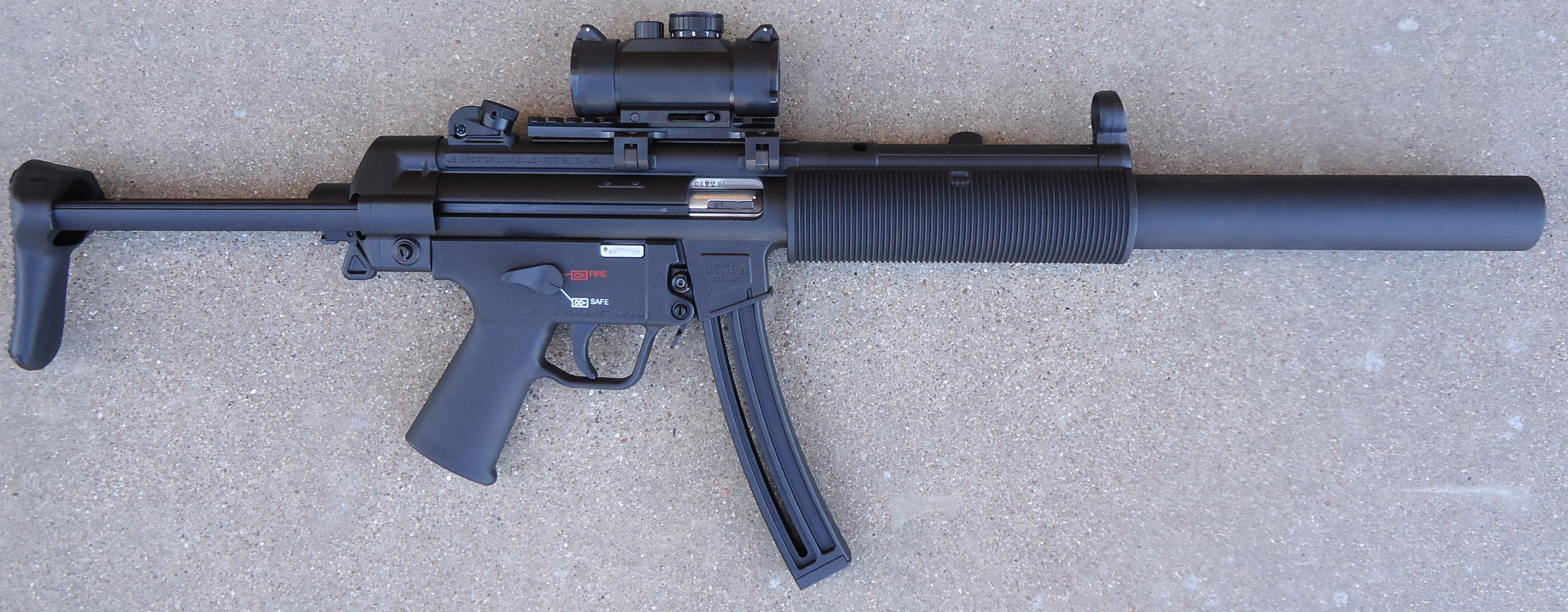mp5 weapon Gallery