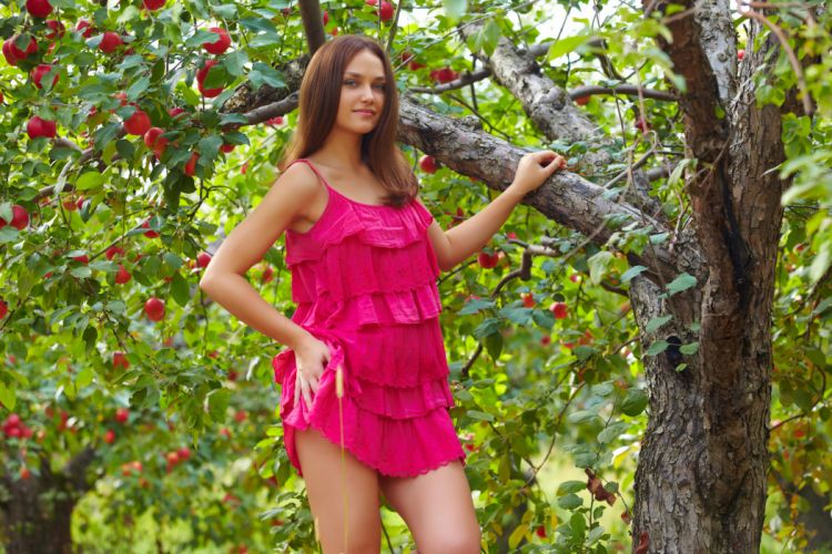 girl apple Zlatka sexy babe adult g wallpaper