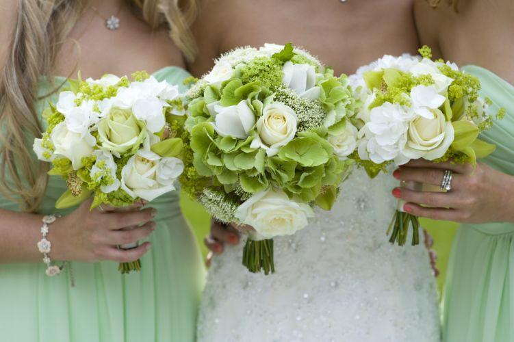 bouquet girlfriend girls flowers wedding bride wallpaper