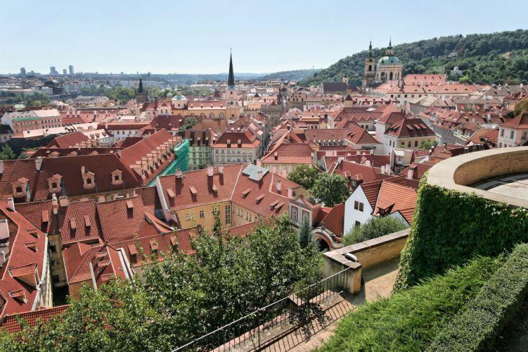Prague_old_town_rooftops wallpaper