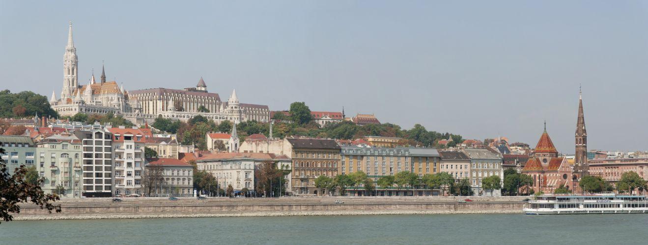 Budapest_Buda_panorama wallpaper