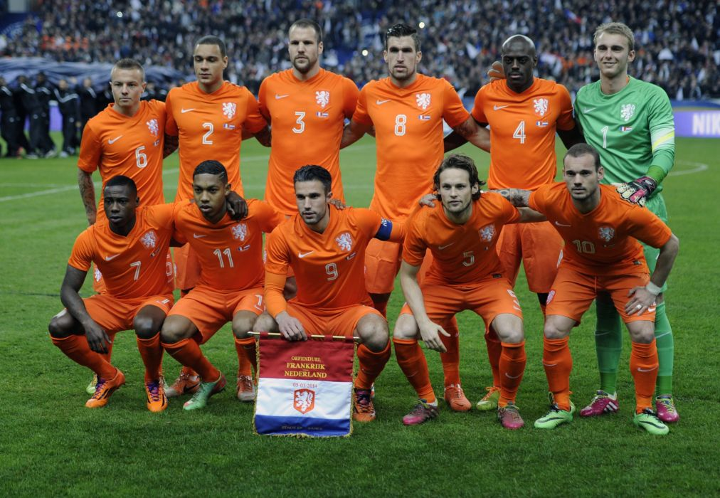 NETHERLANDS soccer (33) wallpaper