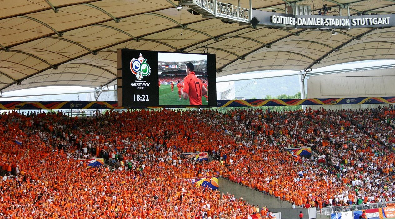 NETHERLANDS soccer (35) wallpaper
