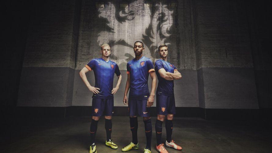 NETHERLANDS soccer (37) wallpaper