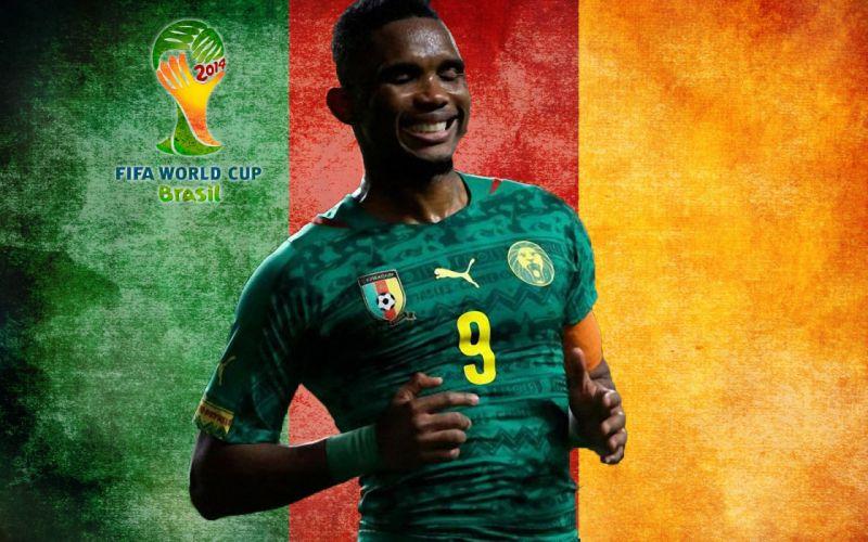 CAMEROON soccer (1) wallpaper