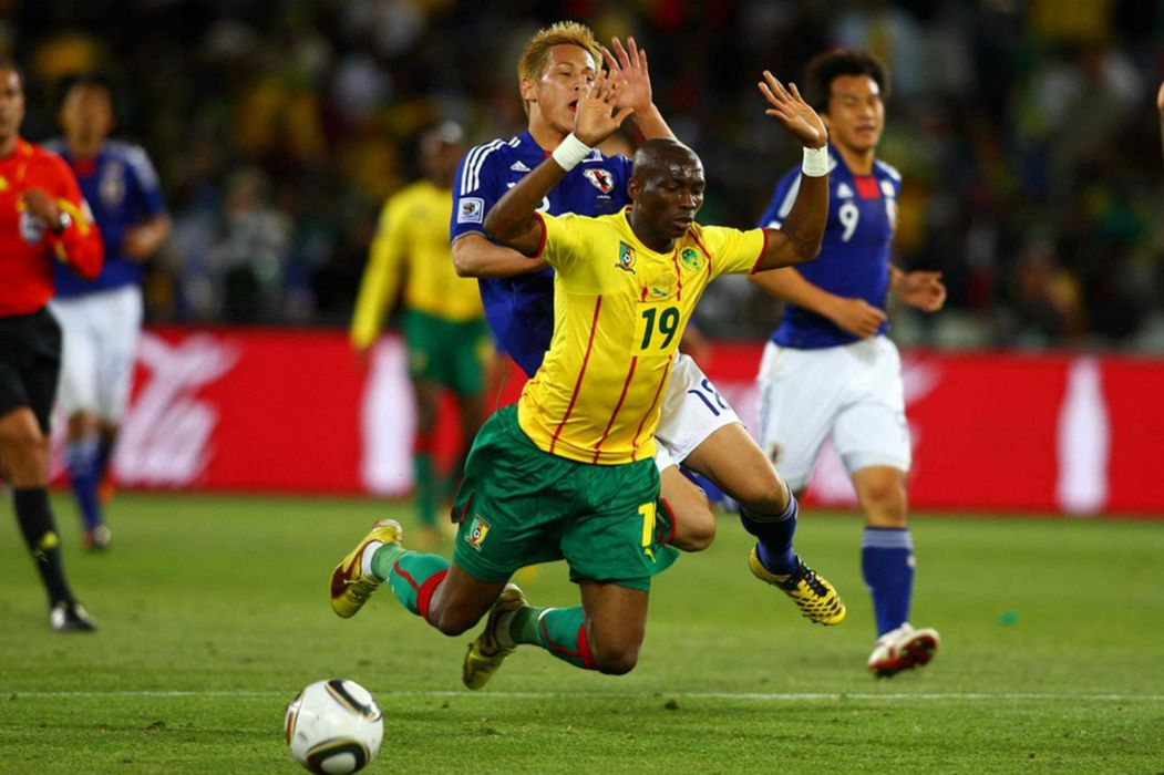 CAMEROON soccer (2) wallpaper