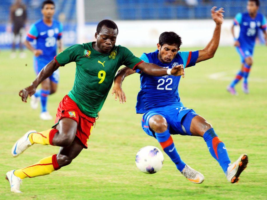 CAMEROON soccer (13) wallpaper
