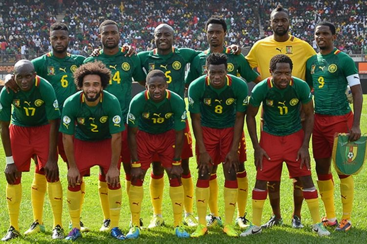 CAMEROON soccer (15) wallpaper