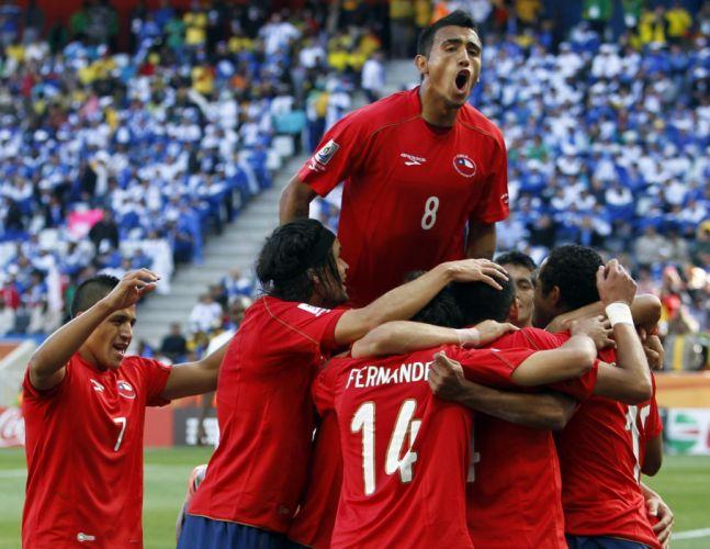 CHILE soccer (5) wallpaper