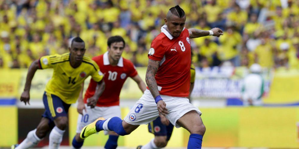 CHILE soccer (16) wallpaper