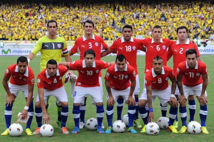 CHILE soccer (39) wallpaper