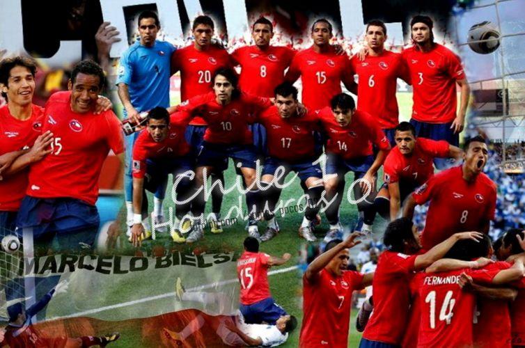 CHILE soccer (40) wallpaper