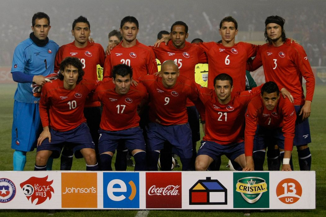 CHILE soccer (42) wallpaper