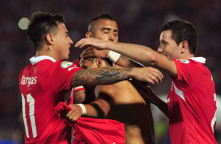 CHILE soccer (47) wallpaper