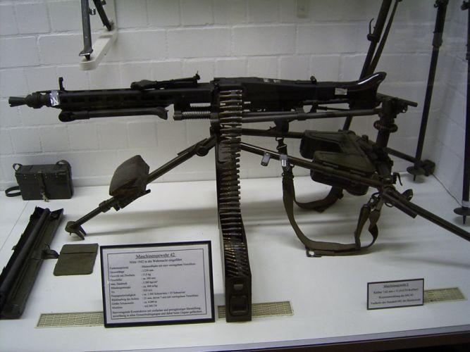 MG42 machine gun weapon military germany ww2 wwll (1)_JPG wallpaper