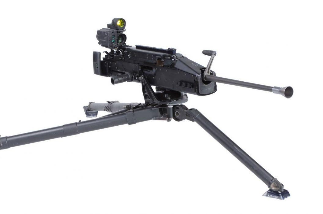 XM806 LIGHTWEIGHT 50cal machine gun weapon military (2) wallpaper