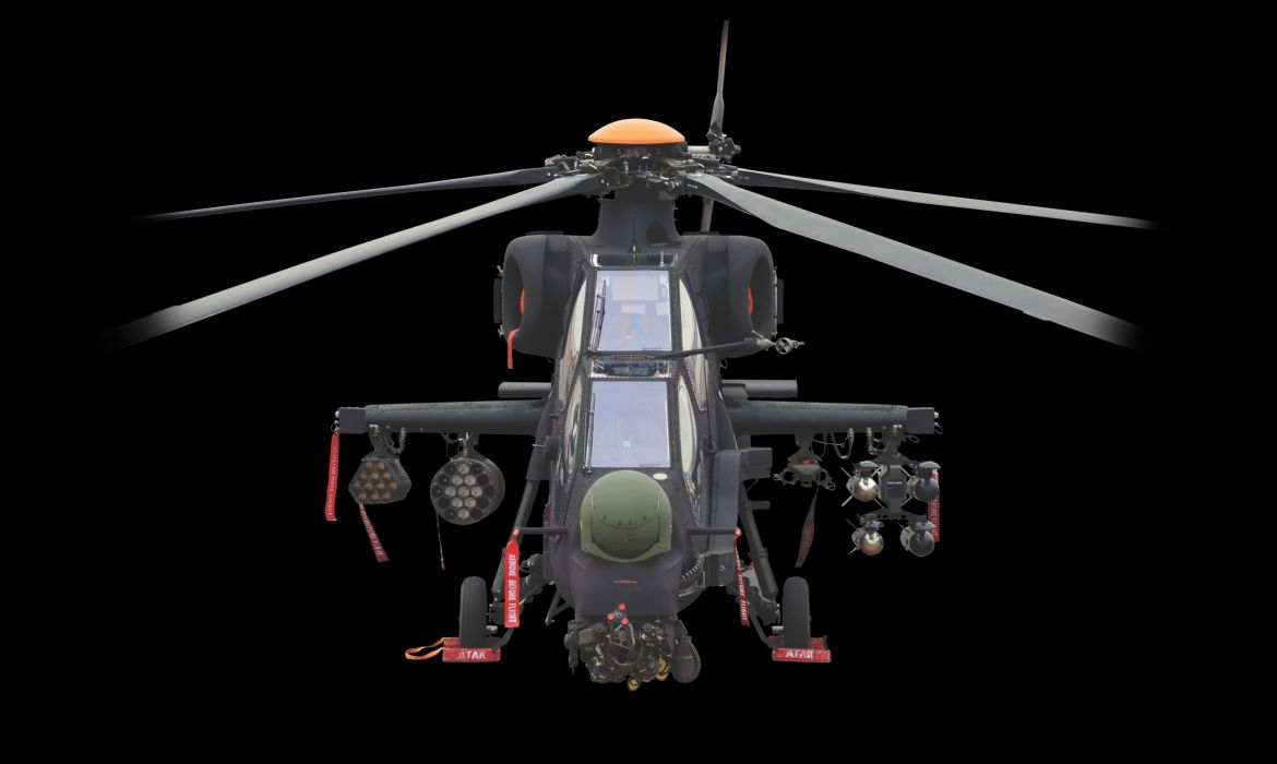 T129 ATTACK HELICOPTER raid atak weapon aircraft military (1) wallpaper