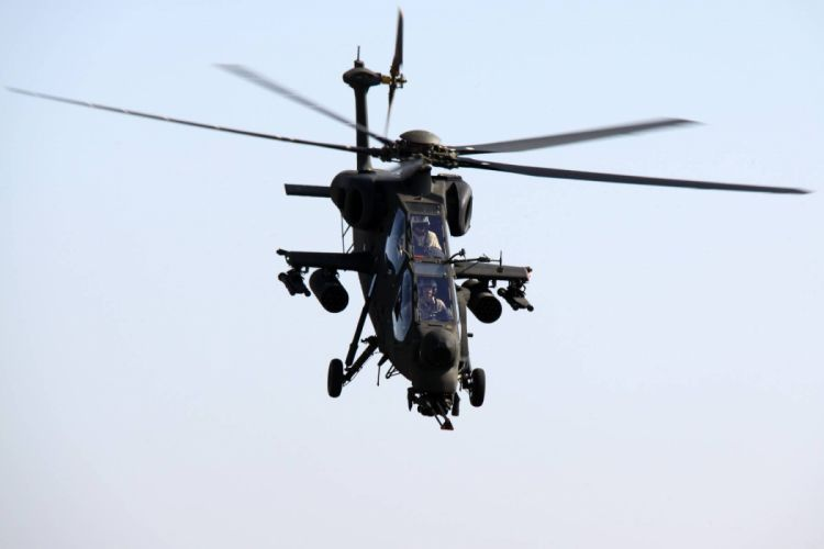 T129 ATTACK HELICOPTER raid atak weapon aircraft military (14)_JPG wallpaper