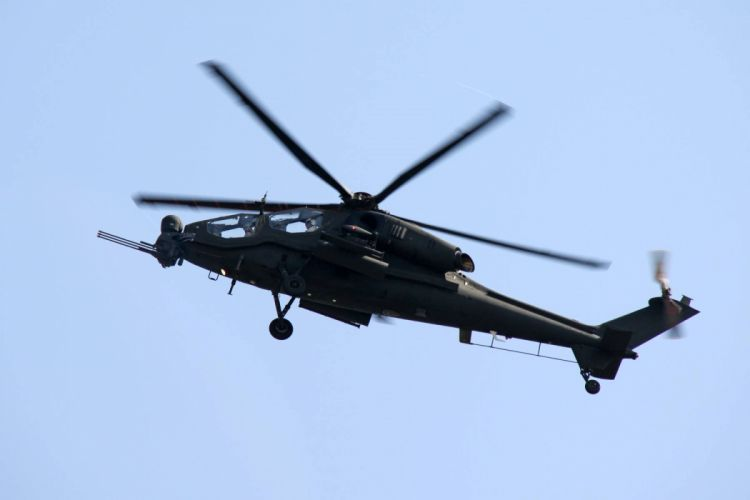 T129 ATTACK HELICOPTER raid atak weapon aircraft military (15)_JPG wallpaper