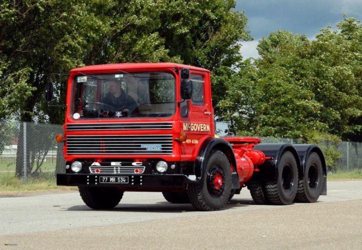 AEC truck vehicle transport 4000x2759 wallpaper