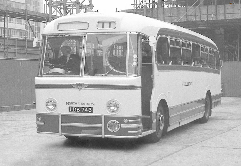 AEC truck vehicle transport bus 4000x2759 wallpaper