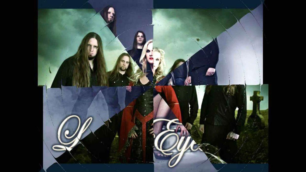 LEAVES EYES symphonic metal Gothic folk hard rock (5) wallpaper