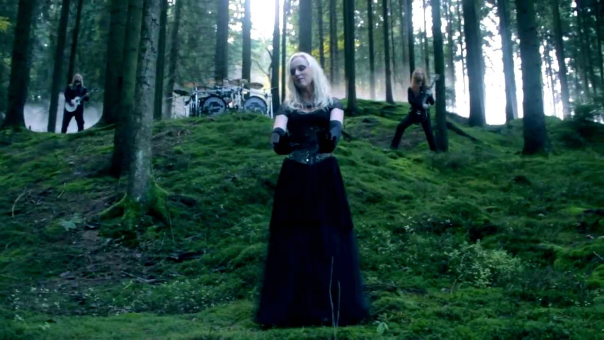 LEAVES EYES symphonic metal Gothic folk hard rock (6) wallpaper