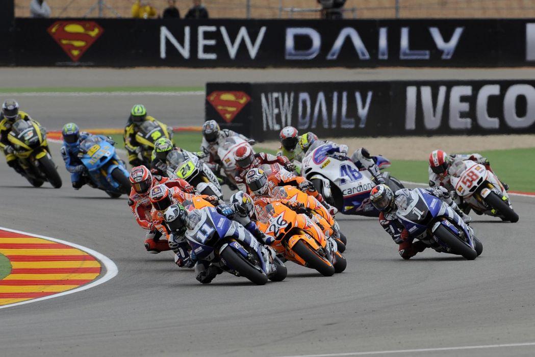 MOTOGP Championship Grand Prix superbike race racing moto le-mans (5) wallpaper