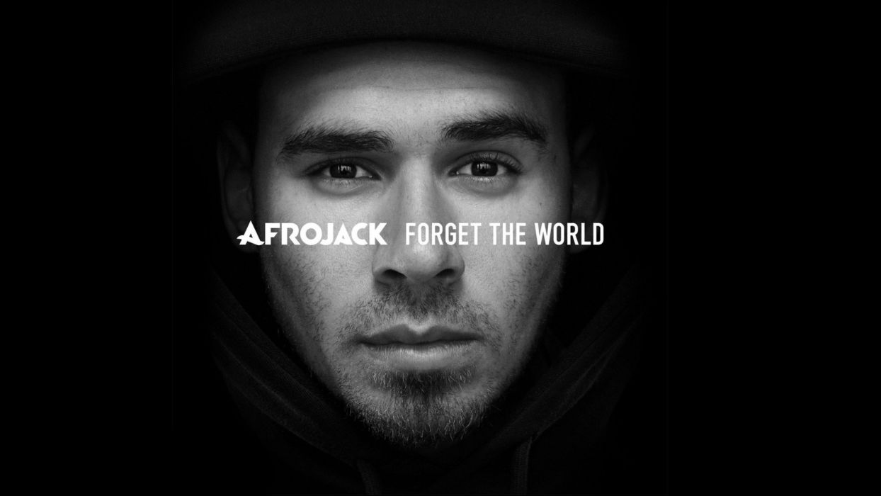 Afrojack - Forget-The-World wallpaper