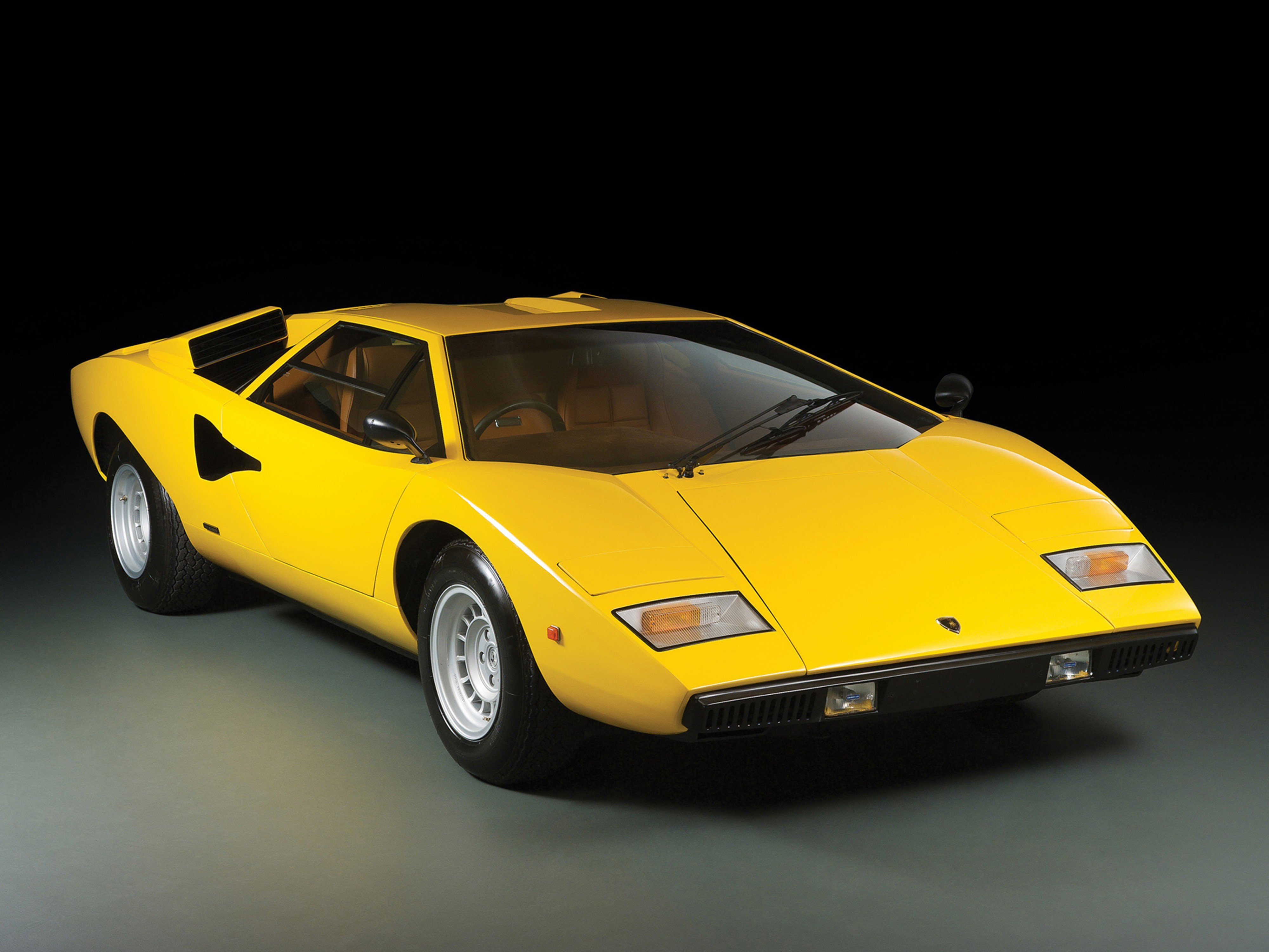 1973 lamborghini countach car italy supercar 4000x3000. Black Bedroom Furniture Sets. Home Design Ideas