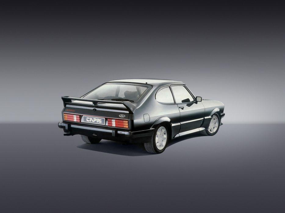 1981 Ford Capri-RS Car 4000x3000 wallpaper