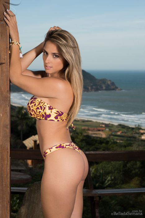 Brazilian Brazil model blonde woman sexy babe brunette female ...
