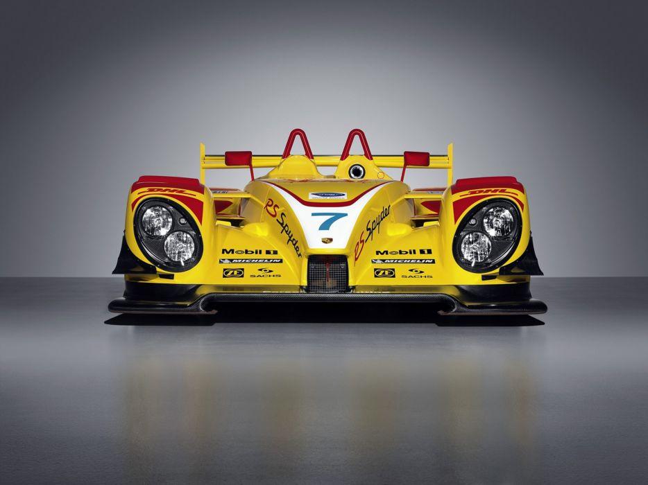 2008 Porsche RS-Spyder Le-Mans Race Car Racing LMP1 Germany Supercar 4000x3000 wallpaper