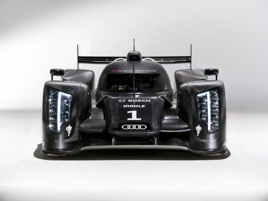 2011 Audi R18 Race Car Racing Le-Mans LMP1 Germany Supercar 4000x3000 wallpaper