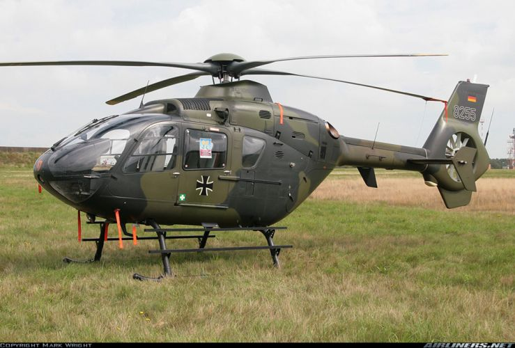 Helicopter Aircraft Vehicle Military Army Germany wallpaper