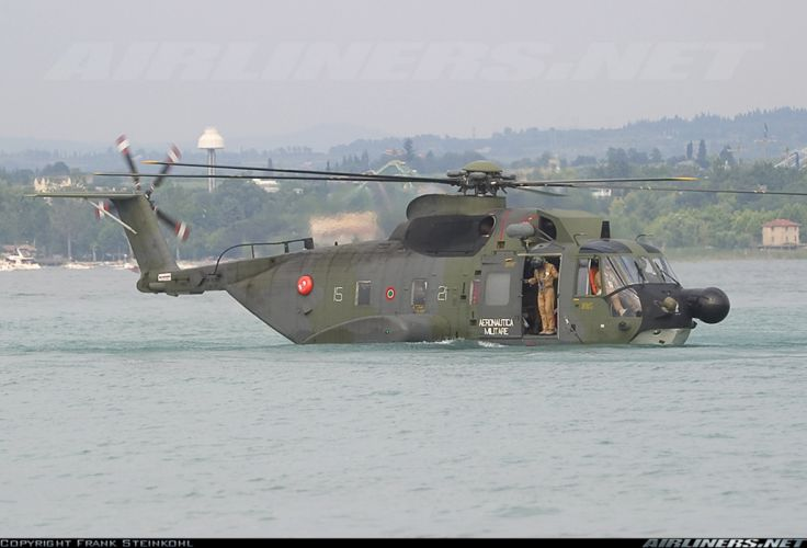 Helicopter Aircraft Vehicle Military Tranport Italy Air Force wallpaper