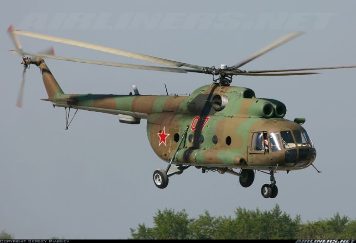 Russian Red Star Russia Helicopter Aircraft Vehicle Military Army Mil-Mi wallpaper