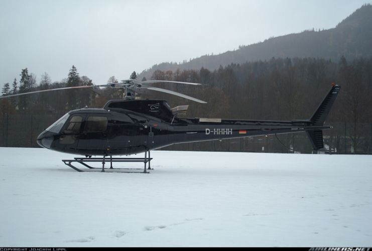 Helicopter Aircraft Vehicle Germany Black wallpaper