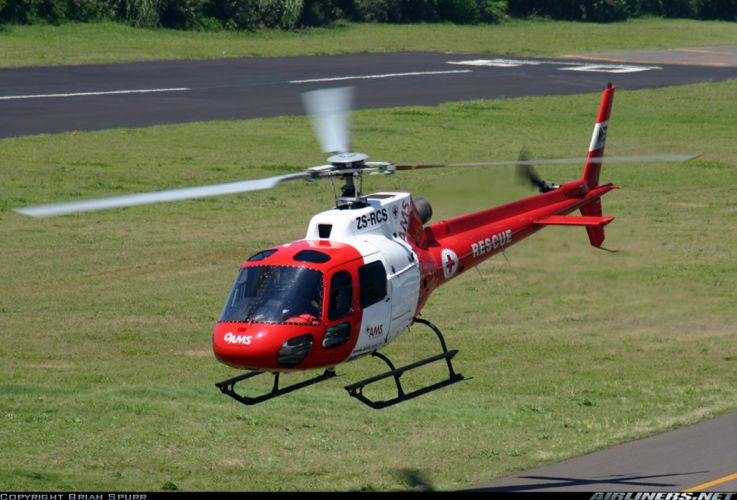 Helicopter Aircraft Vehicle Rescue South-Africa wallpaper