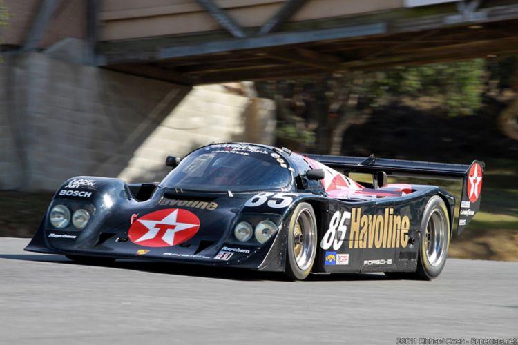 Race Car Classic Racing Porsche Germany Le-Mans LMP1 2667x1779 wallpaper